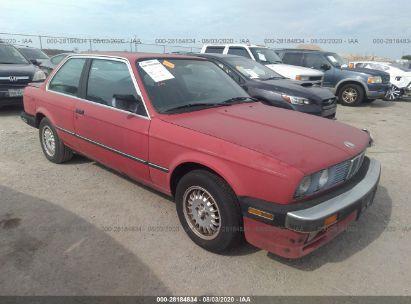 1987 BMW 325 E