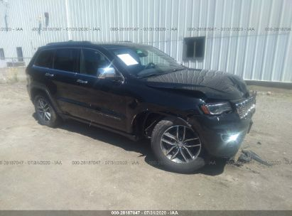 2018 JEEP GRAND CHEROKEE LIMITED/STERLING EDITION
