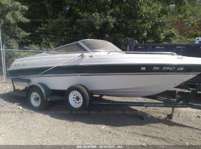 1995 FOUR WINNS BOWRIDER