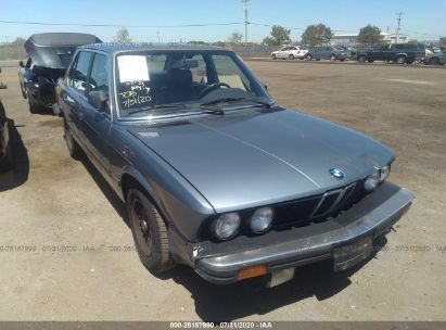 1988 BMW 528 E AUTOMATIC