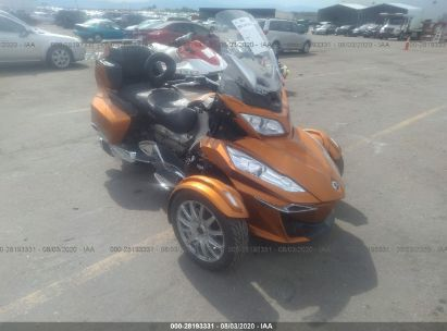 2014 CAN-AM SPYDER ROADSTER RT/RTS/RT LIMITED