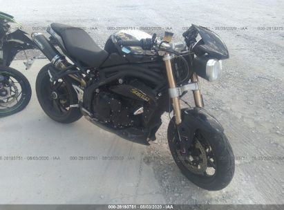 2014 TRIUMPH MOTORCYCLE SPEED TRIPLE ABS