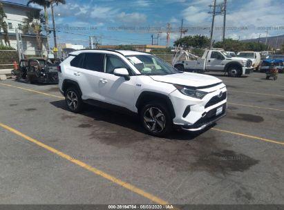 2021 TOYO RAV4 XLE PREMIUM AWD