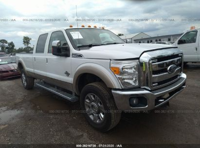 2012 FORD SUPER DUTY F-350 SRW XL/XLT/LARIAT/KING RANCH