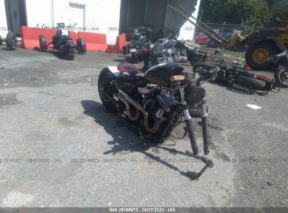 2011 HARLEY-DAVIDSON XL1200 X