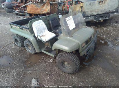 2000 JOHN DEERE GATOR TRAILGATOR 4X6