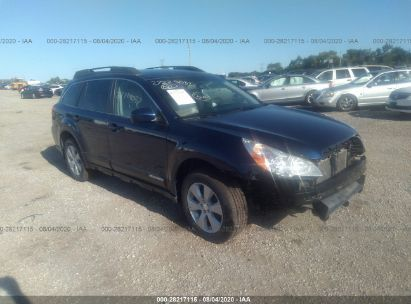 2010 SUBARU OUTBACK LTD
