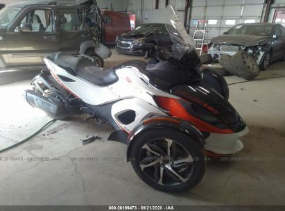 2015 CAN-AM SPYDER ROADSTER RS/RS-S/RS-S SPEC SERIES