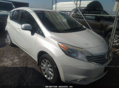 2014 NISSAN VERSA NOTE S/S PLUS/SV