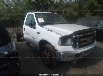 2004 FORD SUPER DUTY F-550 DRW XL/XLT