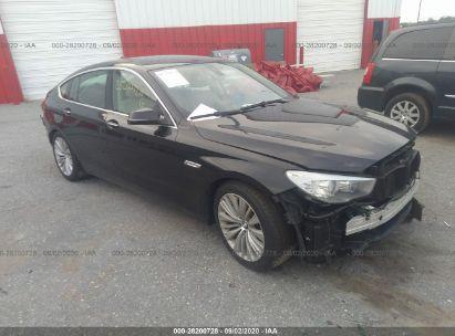 2014 BMW 5 SERIES GRAN TURISMO 535I XDRIVE