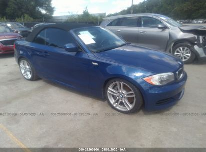 2013 BMW 1 SERIES 135I/135IS