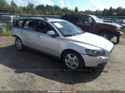 2007 VOLVO V50 2.5L TURBO