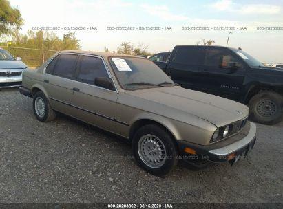 1985 BMW 318 I