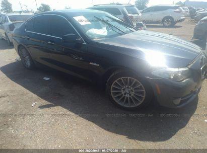 2011 BMW 535 535I