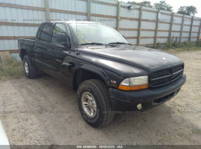 2000 DODGE DAKOTA SPORT/SLT