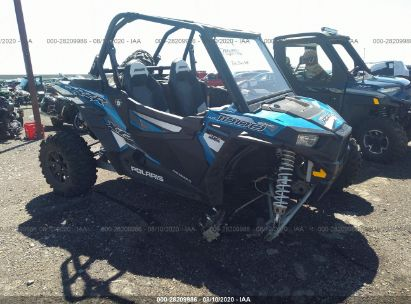 2016 POLARIS RZR XP 1000 EPS