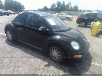 2005 VOLKSWAGEN NEW BEETLE COUPE GLS/BI-COLOR EDIT