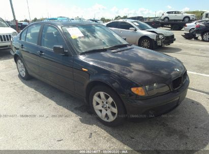 2003 BMW 3 SERIES 325XI