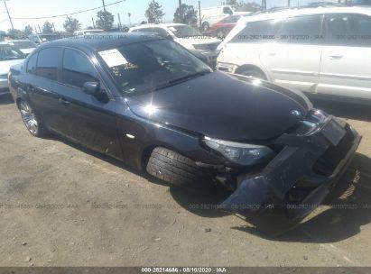 2009 BMW 550 550I