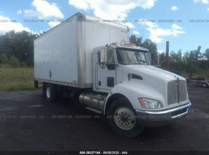 2011 KENWORTH CONSTRUCTION T270