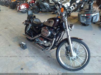 1998 HARLEY-DAVIDSON XL1200 C ANNIVERSARY