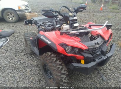 2019 CAN-AM OUTLANDER 650/650 DPS
