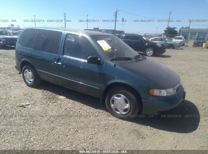 1997 MERCURY VILLAGER WGN GS/LS/NAUTICA