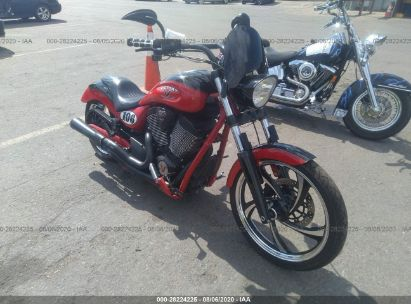 2010 VICTORY MOTORCYCLES VEGAS LE