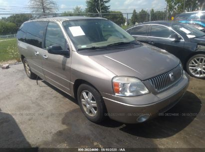 2004 MERCURY MONTEREY CONVENIENCE/LUXURY