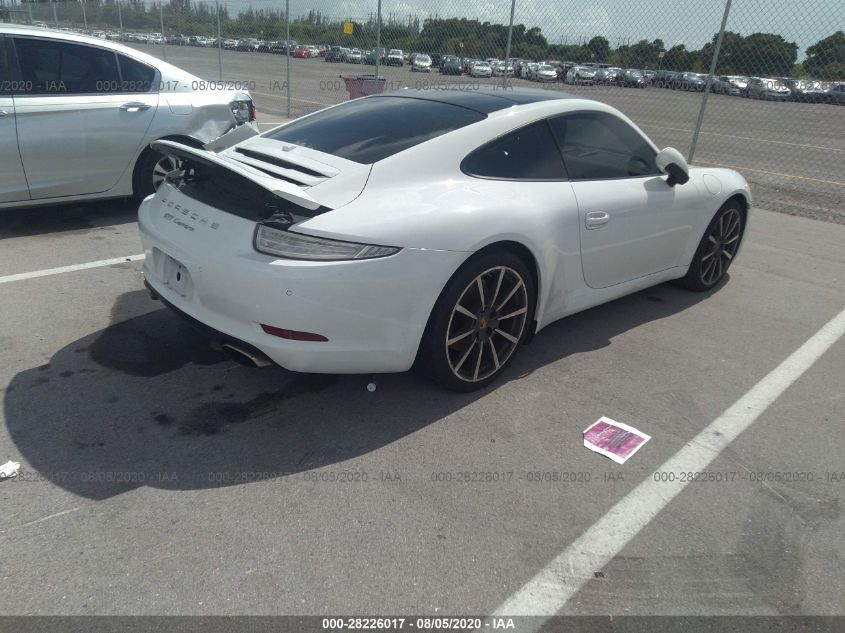 2015 Porsche 911 | Vin: WP0AA2A9XFS106852