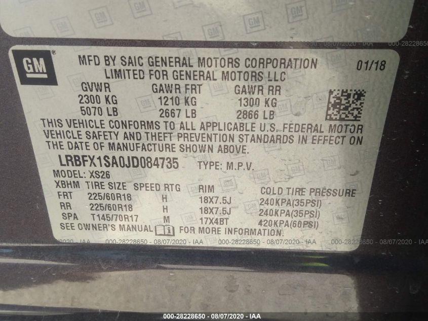 LRBFX1SA0JD084735