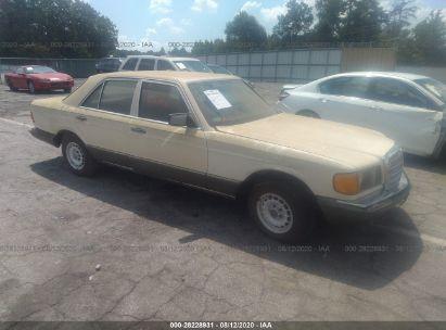 1985 MERCEDES-BENZ 300 SD