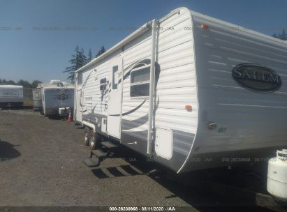 2011 FOREST RIVER SALEM 26 SC