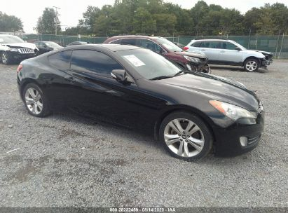 2010 HYUNDAI GENESIS COUPE GRAND TOURING