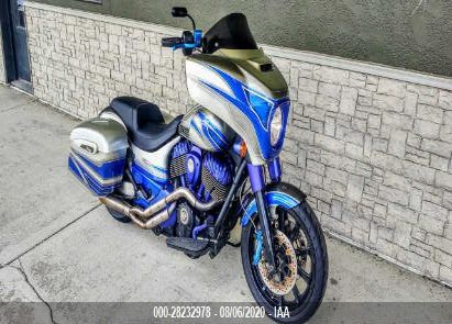 2019 INDIAN MOTORCYCLE CO. CHIEFTAIN