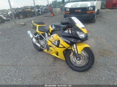 2001 HONDA CBR900 RR