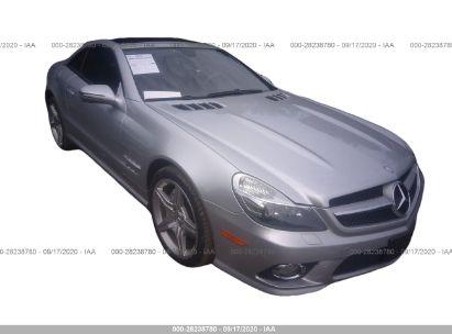 2009 MERCEDES-BENZ SL-CLASS V8