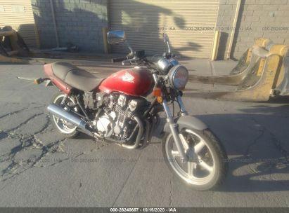 1992 HONDA CB750