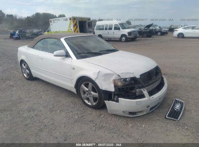 2004 AUDI A4 1.8T