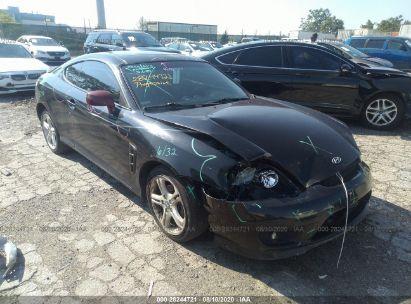 2006 HYUNDAI TIBURON GT/GT LIMITED/SE