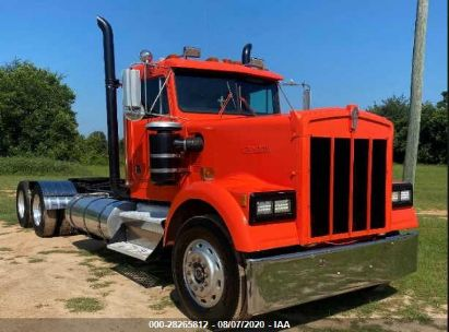1986 KENWORTH CONSTRUCTION W900