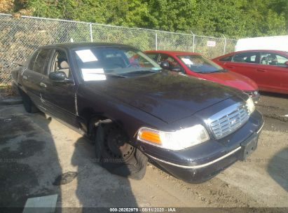 1999 FORD CROWN VICTORIA POLICE PKG