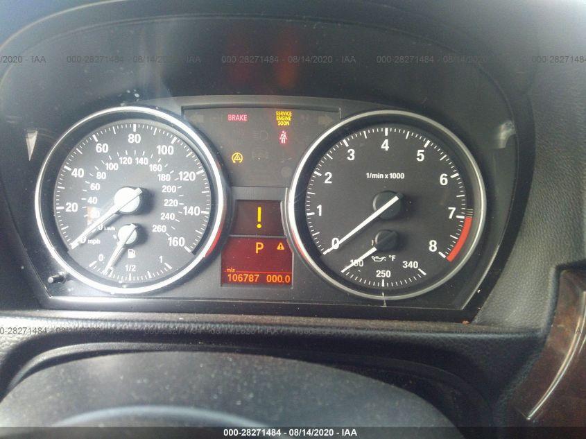 2011 BMW 3 series | Vin: WBAPM5C58BE435360