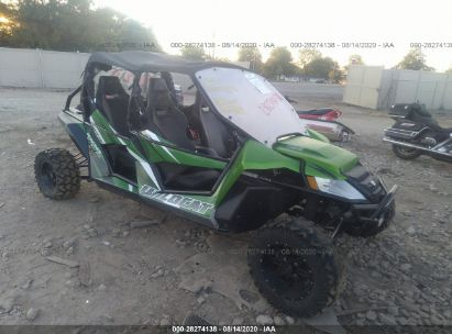 2013 ARCTIC CAT WILDCAT 4