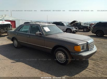 1985 MERCEDES-BENZ 380 SE