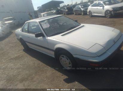 1988 HONDA PRELUDE 2.0S