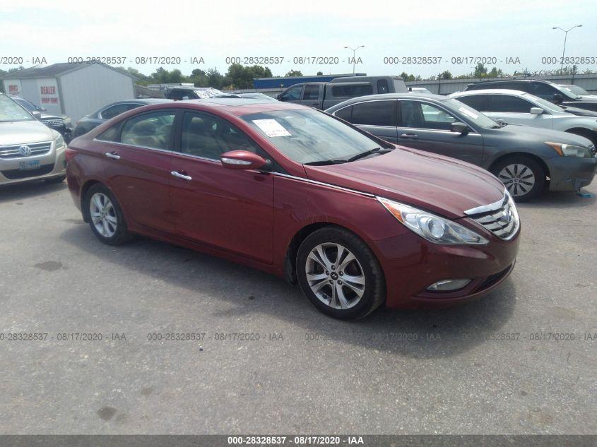 2013 Hyundai SONATA | Vin: 5NPEC4AC9DH558483