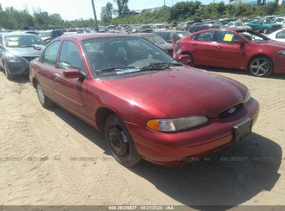 used ford contour for sale salvage auction online iaa used ford contour for sale salvage