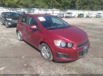 2014 chevrolet sonic lt for auction iaa iaa